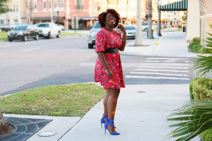 Natural Hair Orlando Fashion Blogger
