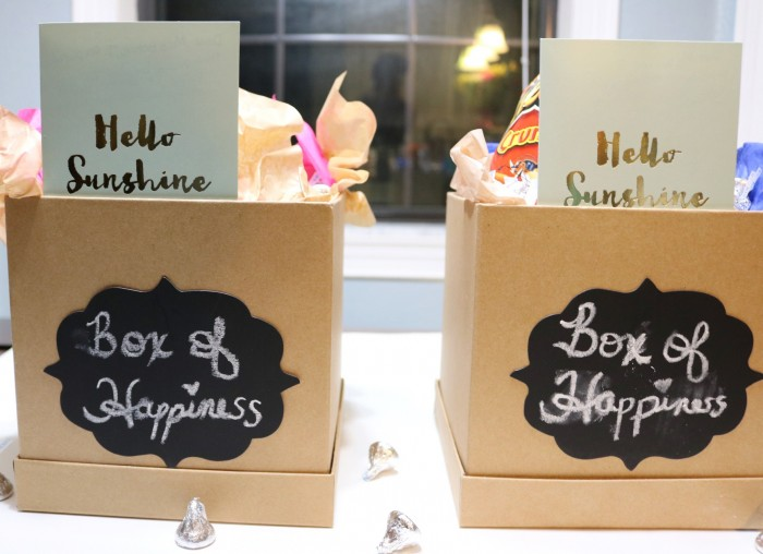 Pinterest Worthy DIY Happiness Boxes