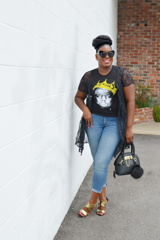 Biggie Smalls Graphic Tee