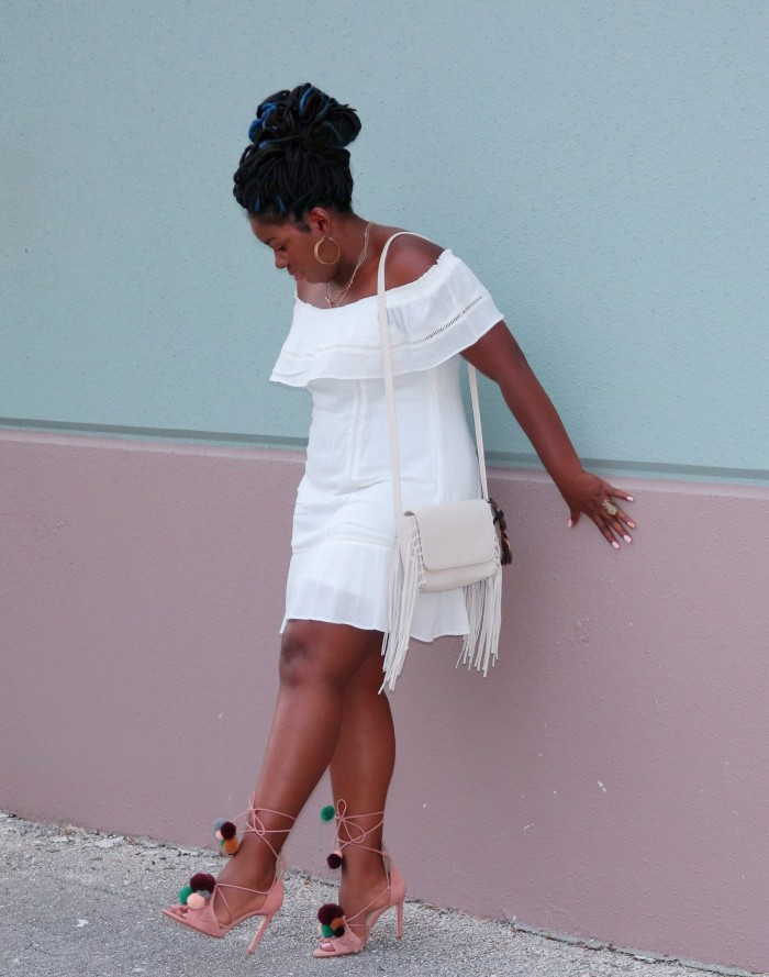 Style Delegate, Orlando fashion Blogger, white dress- Diner en blanc evnet